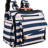 ALLCAMP Diaper Bag Backpack Multi-Function Waterproof Travel Backpack Nappy Bags for Baby Care, Large Capacity