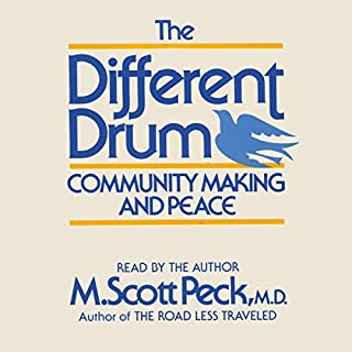 The Different Drum audiobook cover art