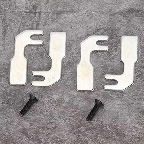 Hebrew Geschenk für Weihnachten 3D-Druckerzubehör, Metall Hochwertige, praktische, langlebige 3D-Druckerextruderdüsenentfernung Stahlstift für Ender-3