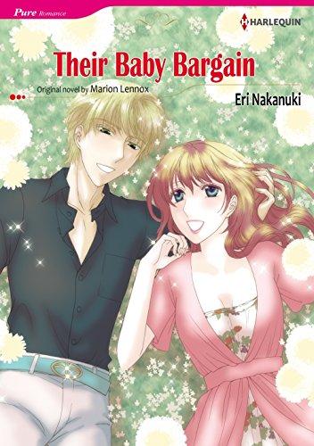 Their Baby Bargain: Harlequin comics (English Edition)