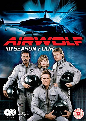Airwolf - Series 4