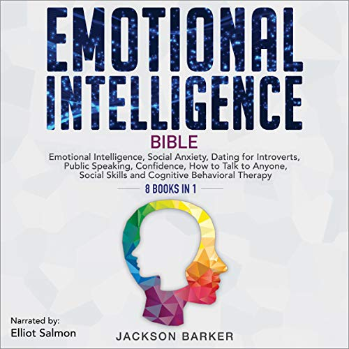 『Emotional Intelligence Bible』のカバーアート