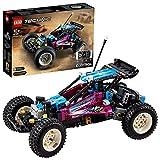 LEGO Technic Buggy Fuoristrada RC, Macchinina Telecomandata con CONTROL+ App per Bambini, 42124