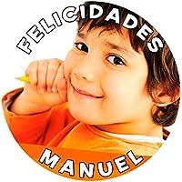 OBLEA de Papel de azúcar Personalizada, 19 cm, diseño de tu fotografía