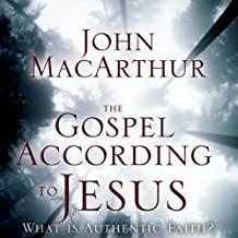 the gospel according to jesus christ john macarthur