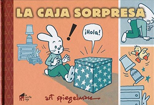 La caja sorpresa (La casita n.º 9)