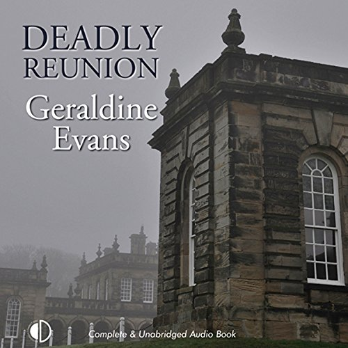 Deadly Reunion audiobook cover art