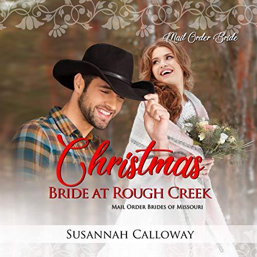 Christmas Bride at Rough Creek cover art