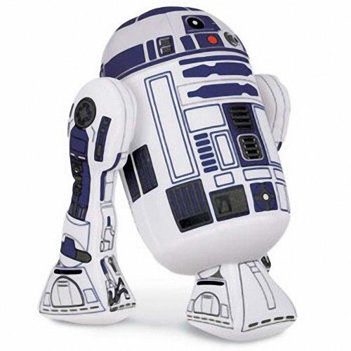 S&W Peluche R2D2 Robot Star Wars R2 D2 LA Guerra DE Las