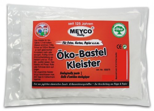 Öko Bastelkleister, Meyco, 800g