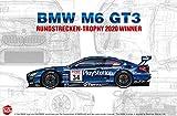 プラッツ/NuNu 1/24 レーシングシリーズ BMW M6 GT3 2020 ニュルブルクリンク耐久シリーズ ウィナー PS プラモデル PN24027