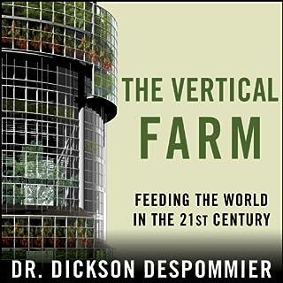 The Vertical Farm audiobook cover art