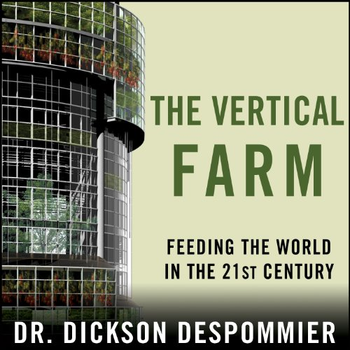 The Vertical Farm audiobook cover art