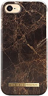 iDeal of Sweden A/W16 Fashion Back Case for Apple iPhone 8/7/6/6s - Brown Marble
