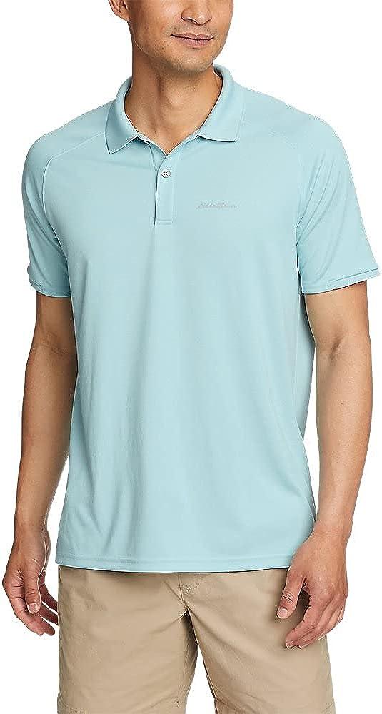 Eddie Bauer Men's Resolution Pro Short-Sleeve Polo Shirt 2.0