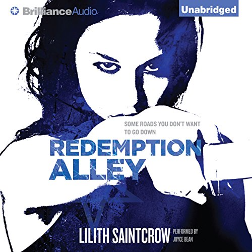 Redemption Alley audiobook cover art