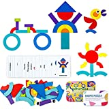 yoptote Juguetes Montessori Puzzles Infantiles Juegos Educativos de Ciencias...