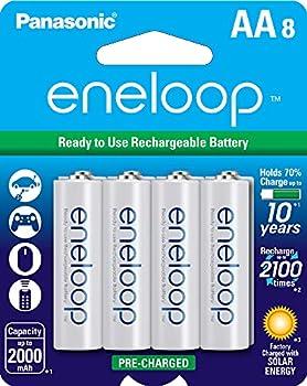 Panasonic eneloop battery