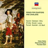 Songs For Courtiers & Cavaliers