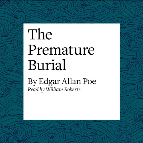 The Premature Burial copertina