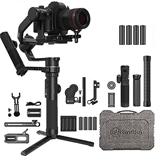 FeiyuTech Model AK4500 3-Axis Stabilized Handheld Gimbal for Fujifilm X-T4