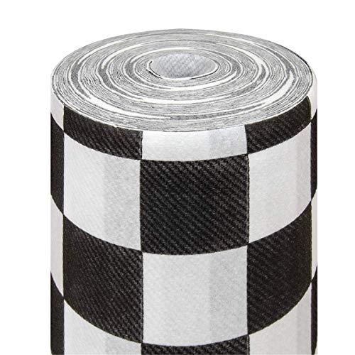 Fittipaldi theedoeken van katoen, 120 cm, 55 g/m2, 0,40 x 24 m, wit, 6 stuks