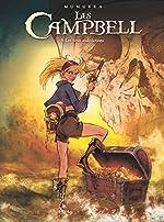 Les Campbell - Tome 5 - Les trois malédictions de José Luis Munuera