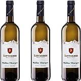 Tipo: Vino Bianco Fermo; Classificazione: Alto Adige D.O.C.; Uve: 100% Muller Thurgau; Regione: Trentino Alto Adige; Gradazione Alcolica: 13% vol.;