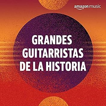 Grandes guitarristas de la historia