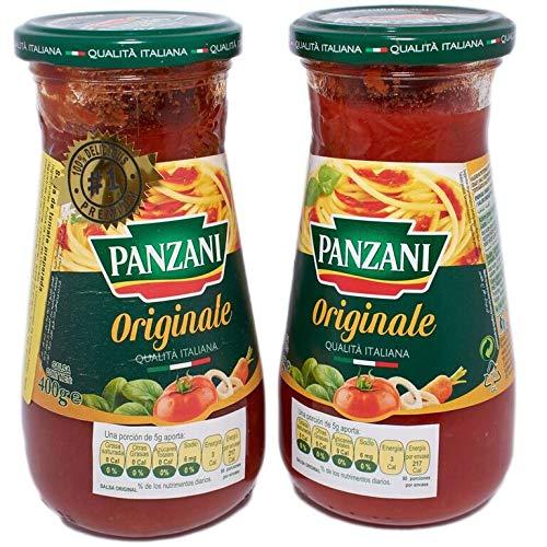 Salsa Para Pizza marca PANZANI