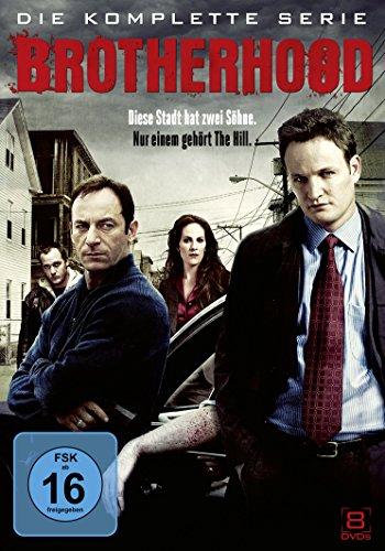Brotherhood - Die komplette Serie [8 DVDs]