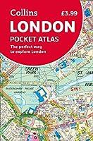 Collins London Pocket Atlas (Collins Pocket Atlases)