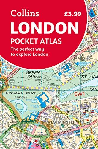 London Pocket Atlas (Collins Pocket Atlases)