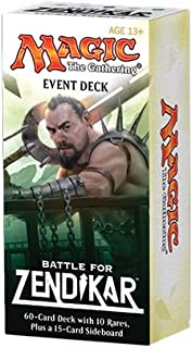 Magic the Gathering (MTG) Battle for Zendikar - Event Deck (with 10 Rares)