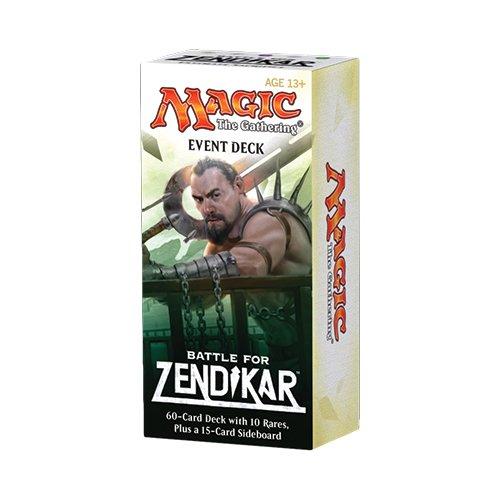 Battle for Zendikar Event Deck - Ultimate Sacrifice - English Magic: The Gathering
