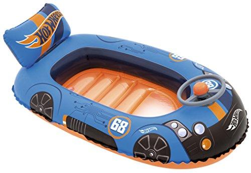 Bestway Hot Wheels Kinderboot 112 x 71 cm