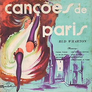 Canções de Paris