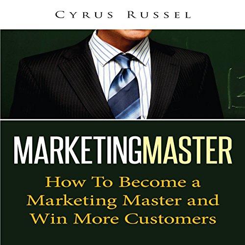 Marketing Master audiobook cover art