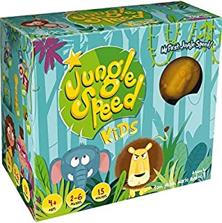 Board Games - Family Asmodee Editions Jungle Speed - Kids SW