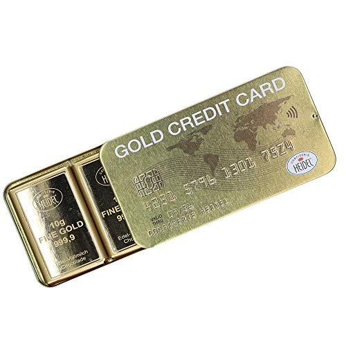 Heidel Gold Credit Card 30g