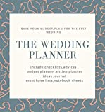wedding planner: wedding planner customized,elegant and easy , essentials guide book