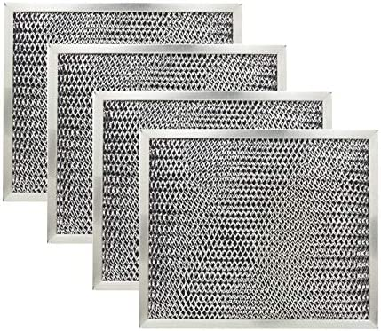 Kitchen Basics 101 97007696 Charcoal Range Hood Filter Replacement for Broan 6105C 4 product image