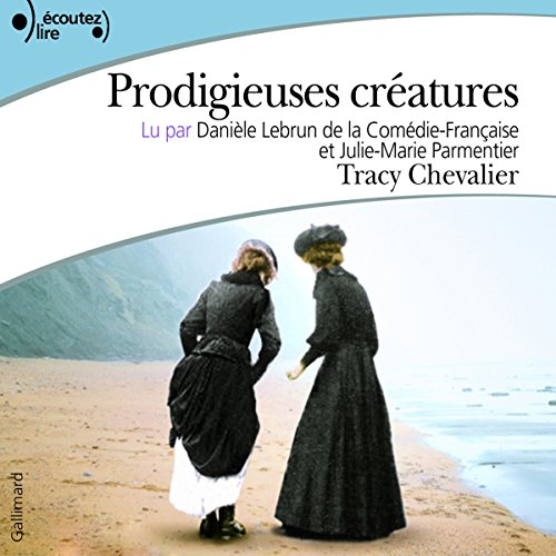 Prodigieuses créatures audiobook cover art