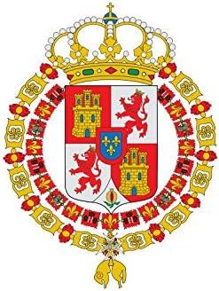 Spanish flag 1700