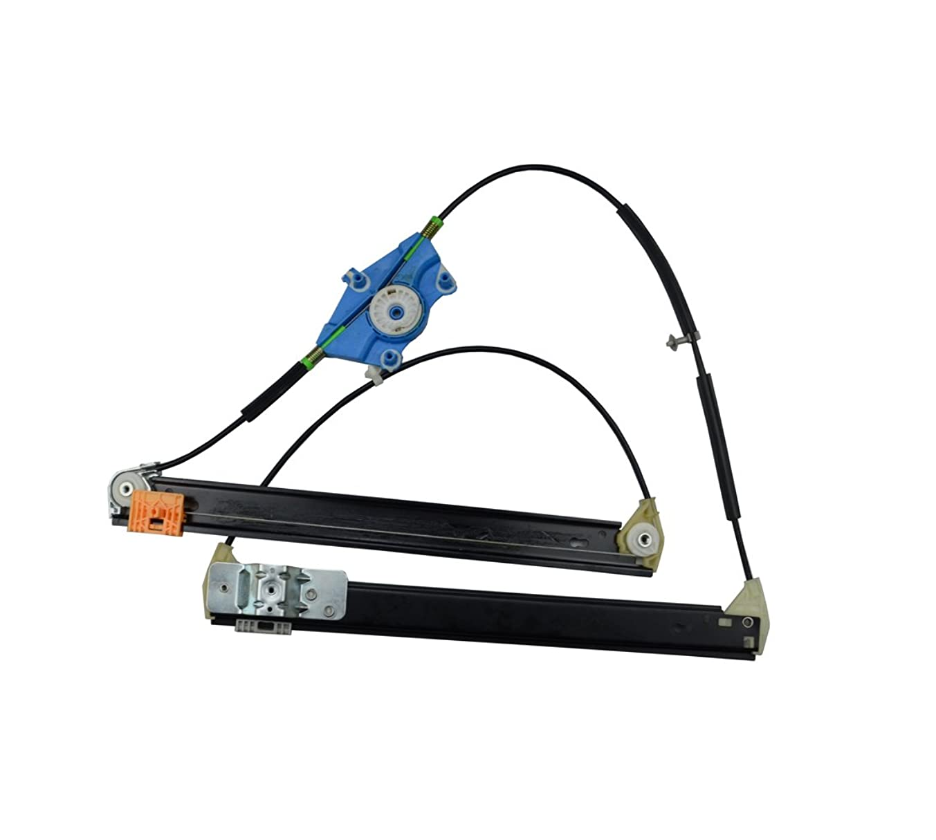 Front Right Passenger Side Power Window Regulator without Motor for Audi A4 A4 Quattro RS4 S4 2002-2008