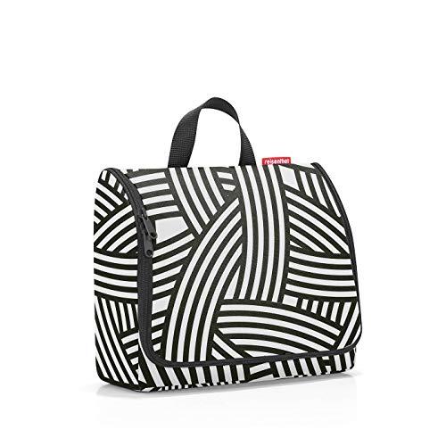 reisenthel toiletbag XL Kosmetiktasche 28 x 25 x 10 cm / 4 l/Polyester Zebra