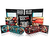 INSANITY MAX:30 Base Kit - DVD Workout, 60 Day Total Body Conditioning Program, Home Gym Bodyweight Exercise Program, No Workout Equipment Needed, Nutrition Guide Included, 10 DVDs