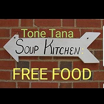Soup Kitchen: Free Food