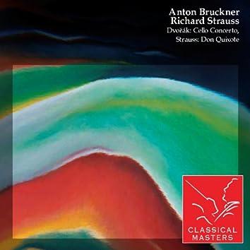 Dvorák: Cello Concerto, Strauss: Don Quixote