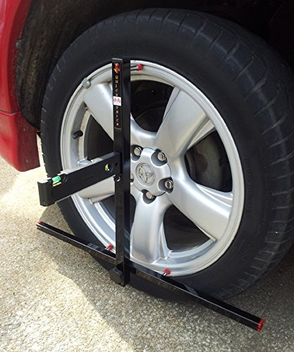 Pro System DIY Wheel Alignment Set up for BOTH Sides QuickSlide System w/Case Portable Wheel Alignment